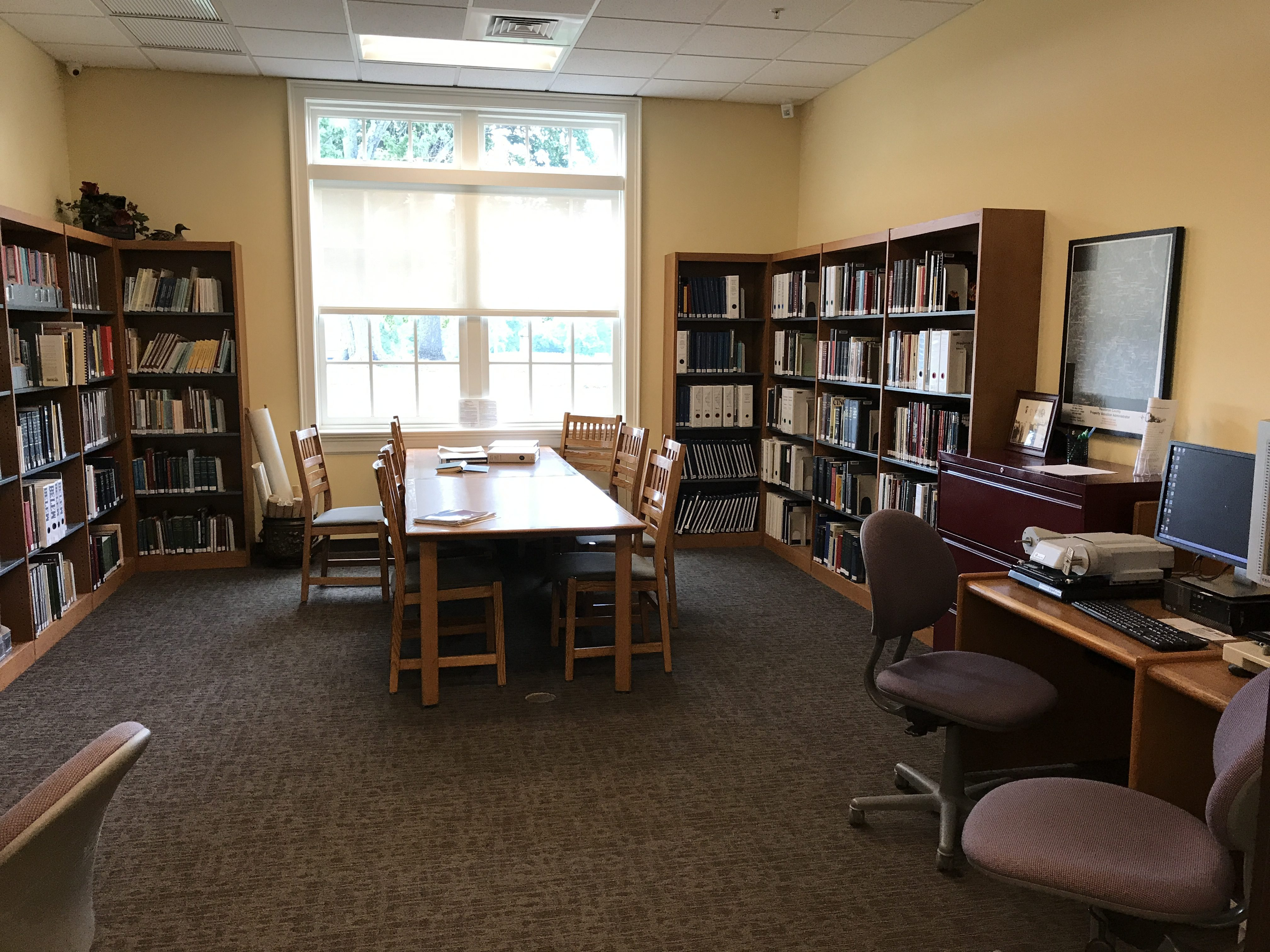 Genealogy Collection – Pendleton County Public Library