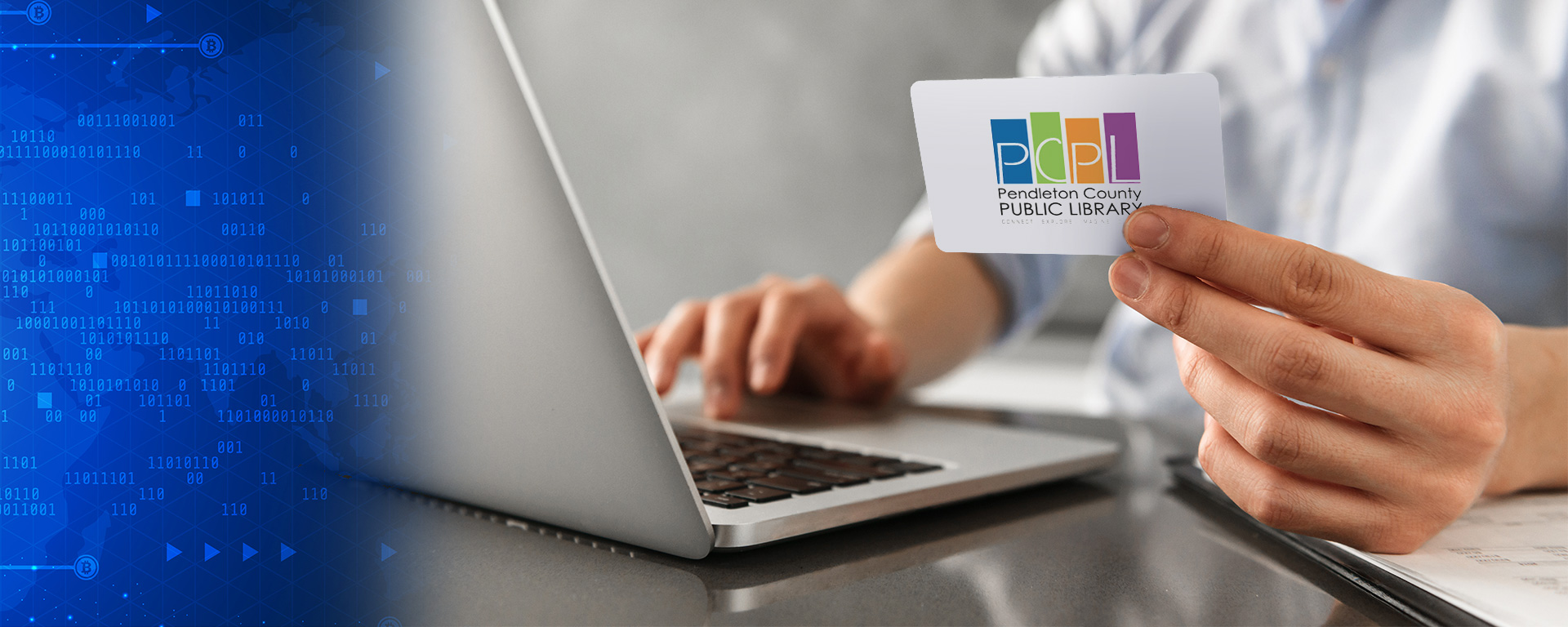 Virtual Library Card Request Form – Pendleton County Public Library